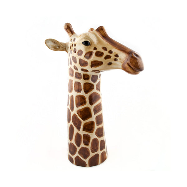 Giraffe Table Flower Vase