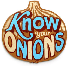 Andy Smith - Know Your Onions