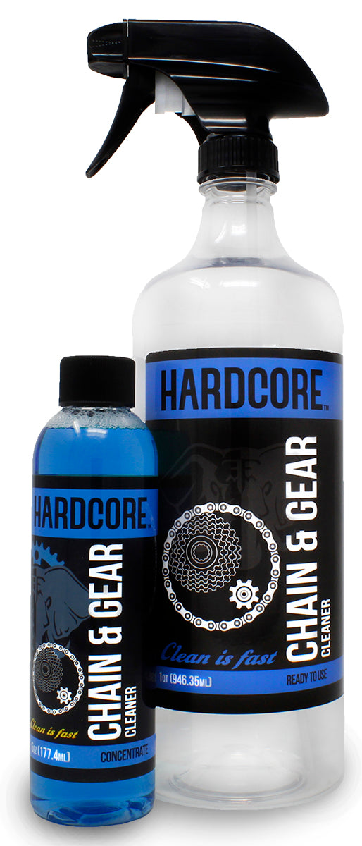 Bike Hardcore Chain & Gear Cleaner Kit