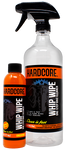 Hardcore Whip Wipe One-Step Bike Cleaner Kit, 6 oz Concentrate with Trigger Bottle
