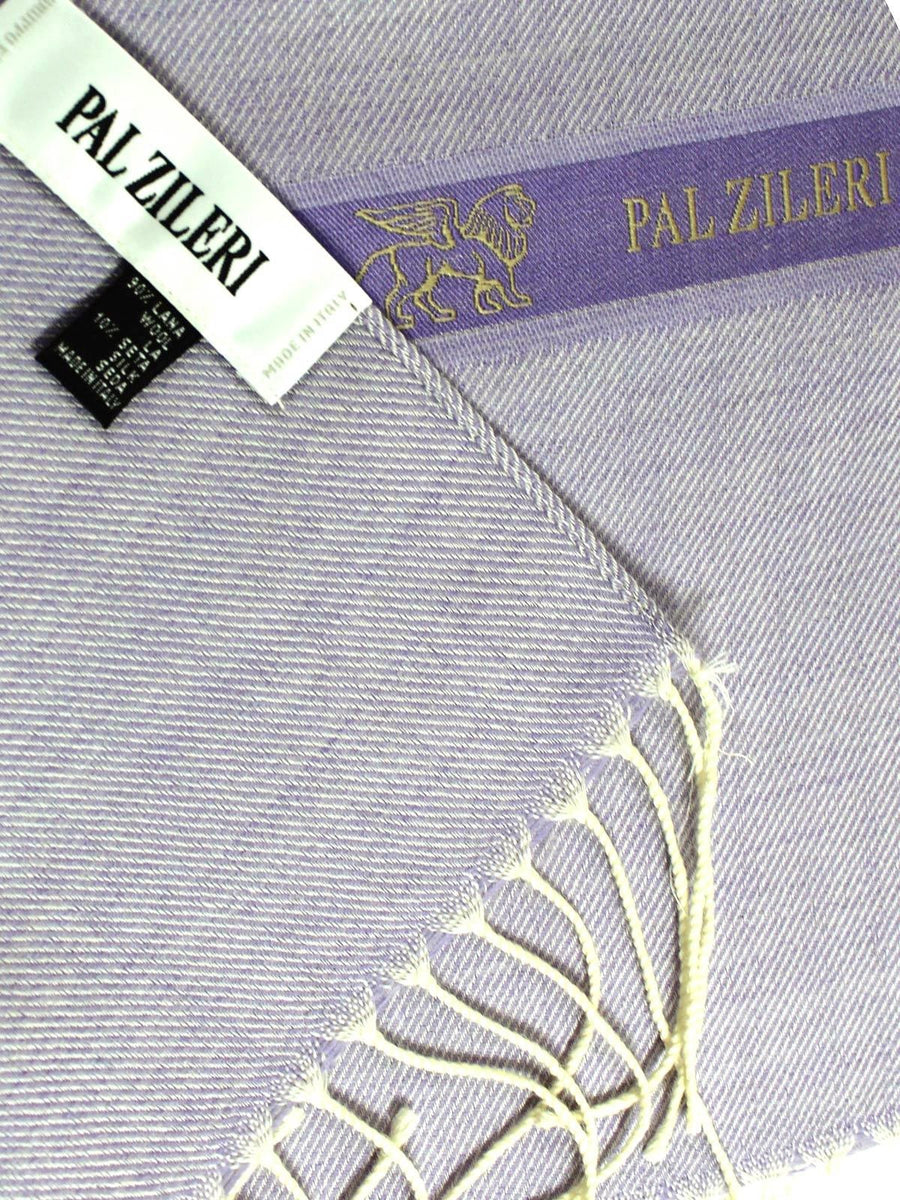 Pal Zileri Scarf Lilac Wool Silk Shawl FINAL SALE