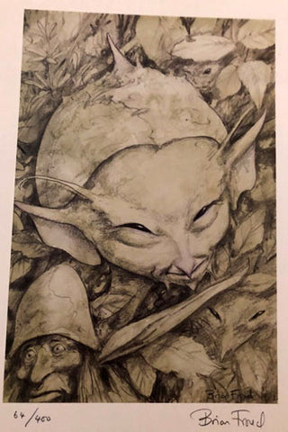 Froud Hedge Pixie