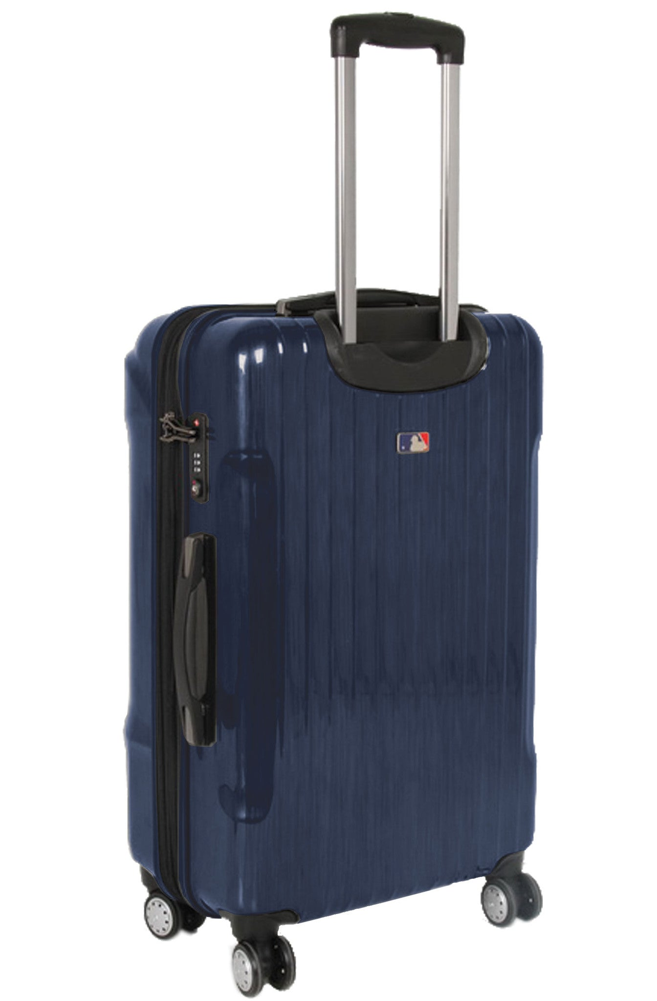 "New York Yankees, 19"" and 26"" Premium Molded Luggage Set by Kaybull #NYY-PCF-SET - OBM Distribution, Inc."