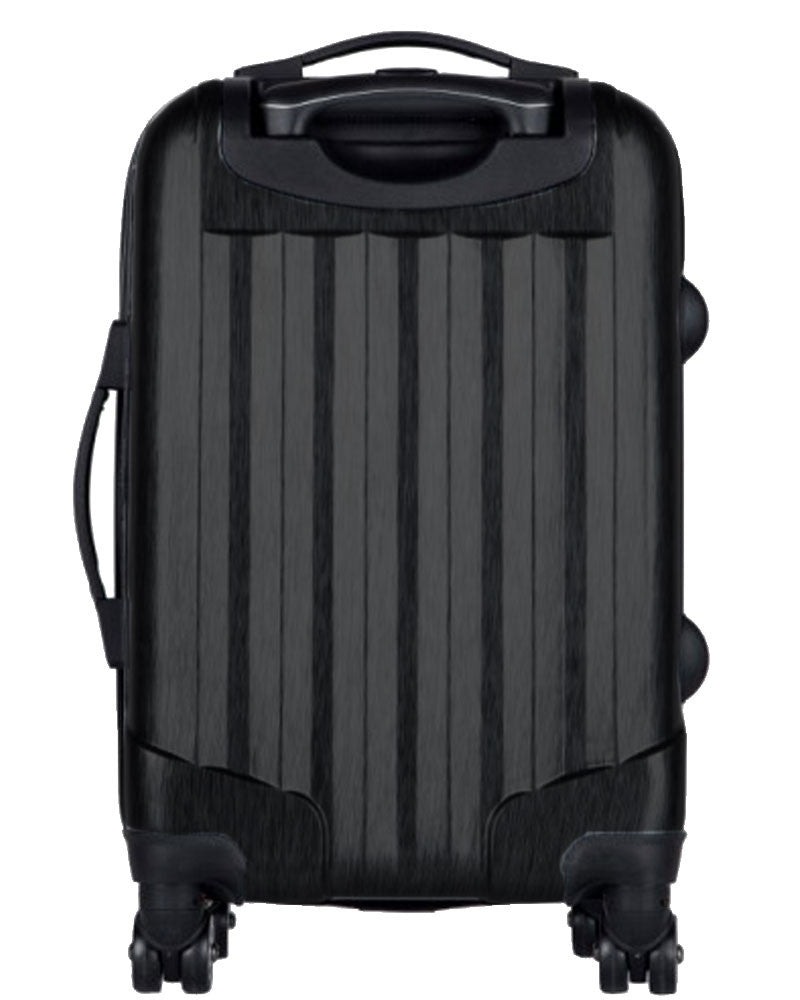 "San Francisco Giants, 21"" Clear Poly Carry-On Luggage by Kaybull #SF5 - OBM Distribution, Inc."