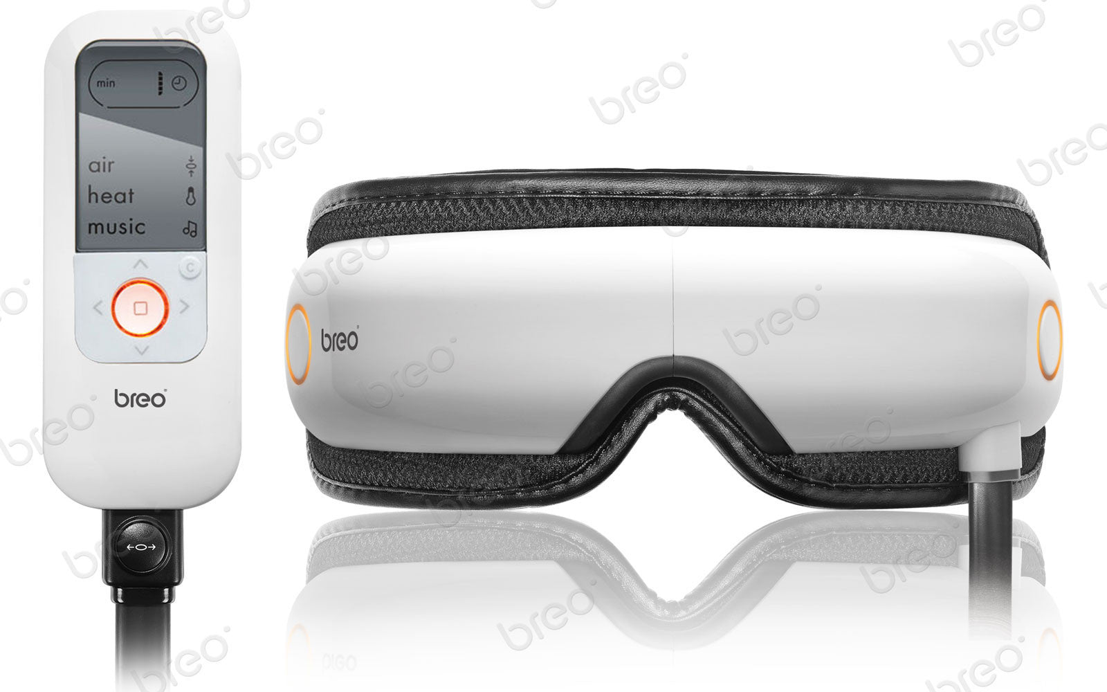 Breo iSee370 Eye Massager - OBM Distribution, Inc.