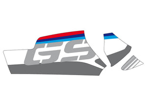 BMW R1200GS/GSA  LC swingarm sticker - Uniracing
