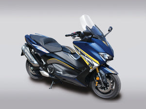 YAMAHA TMAX 530 '17-'19 Decal kit - Uniracing