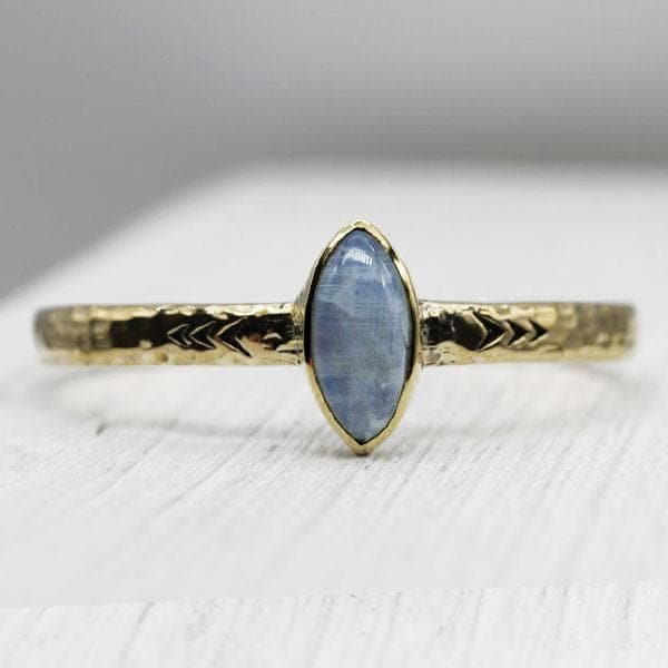 Heirloom Cuff || Moonstone