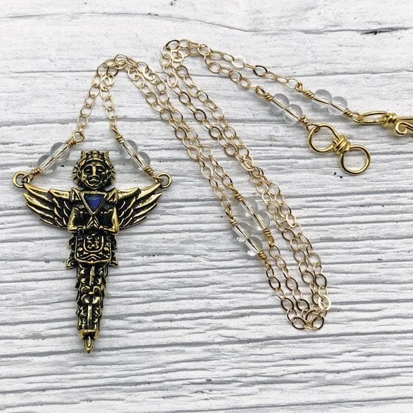 House of Spirit Necklace :: see more colors
