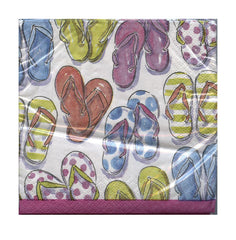 Flip Flops Party Napkins