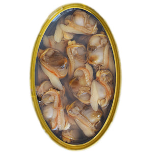 Clams in Brine (almejas al natural)