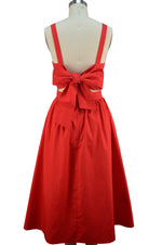 Aubrey Sun Dress - Red