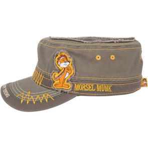Fidel Hat - Morsel Munk Have Fun Grow Young Olive