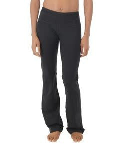 prAna Lolita women's yoga pants in black