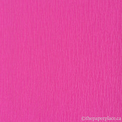 90g Double-Sided Crepe - Fuchsia/Maroon