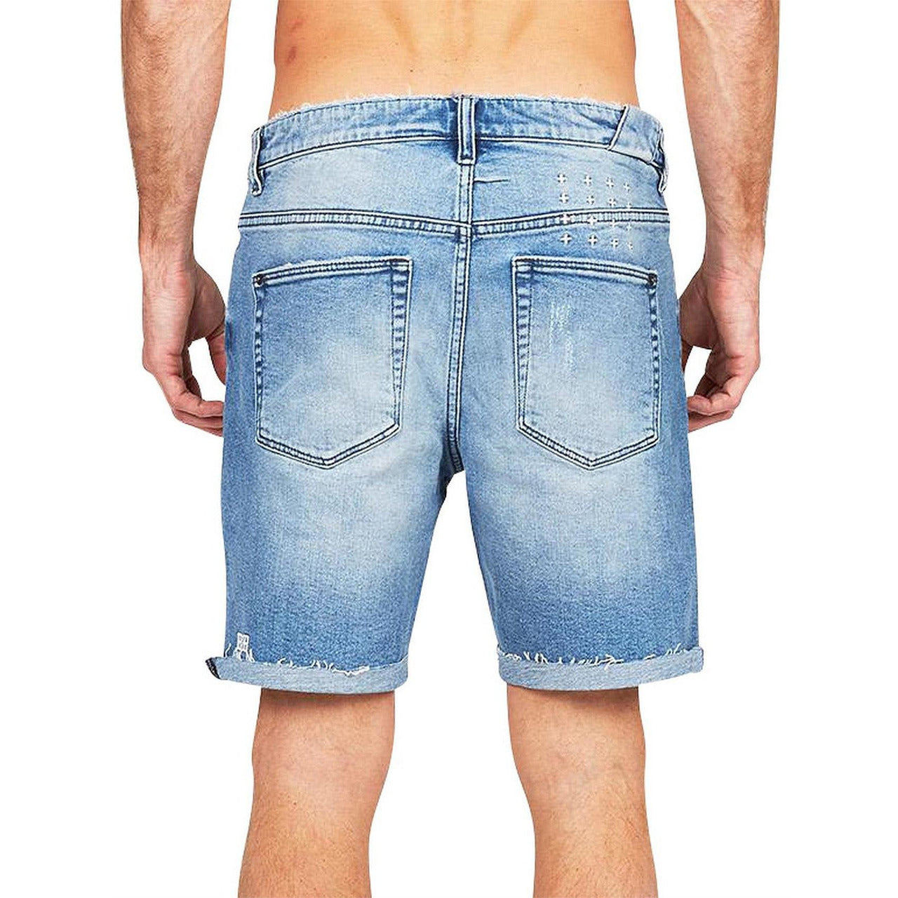 Ksubi Chopper Denim Short Ultimatum