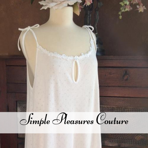 Simple Pleasures Couture