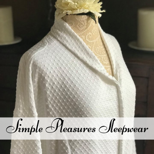 Simple Pleasures Sleepwear