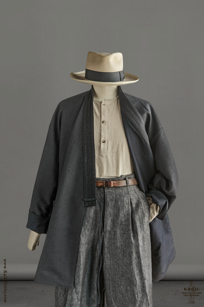 Japanese Farmer Coat - M