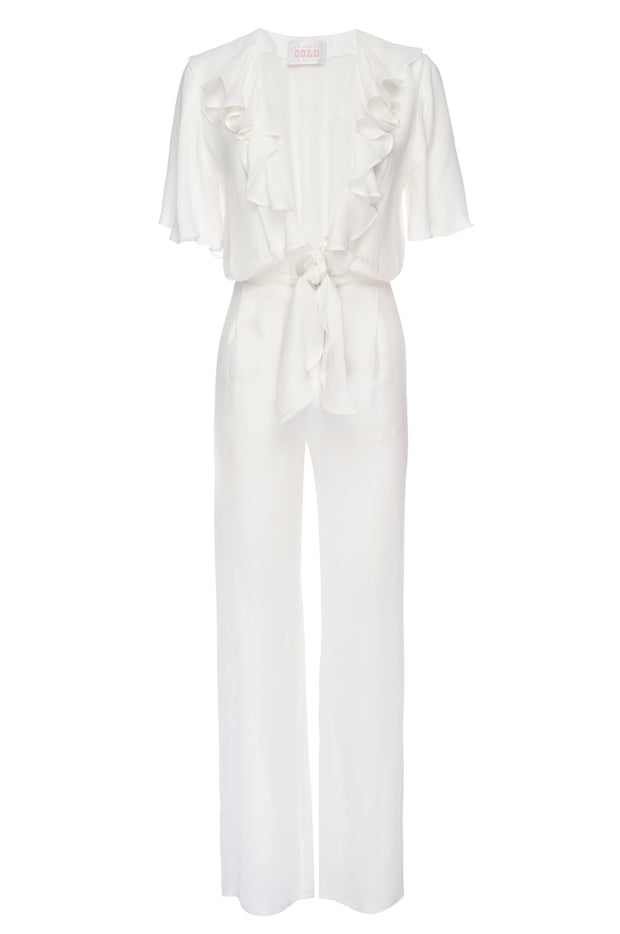 Custom Frilly Jumpsuit
