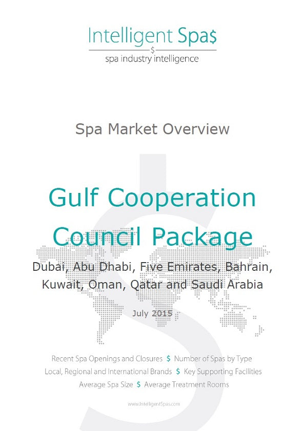Gulf Cooperation Council Spa Market Overview Package