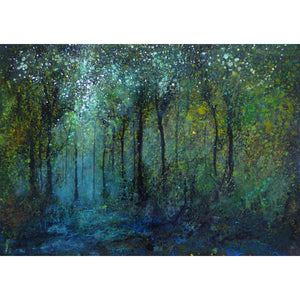 Leigh Woods - Limited Edition Giclée Print by Jenny Urquhart | The Bristol Shop