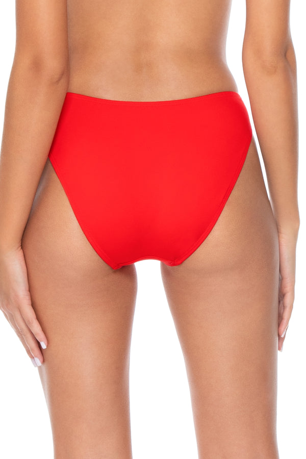Sunsets Scarlet Wild Thing Bottom