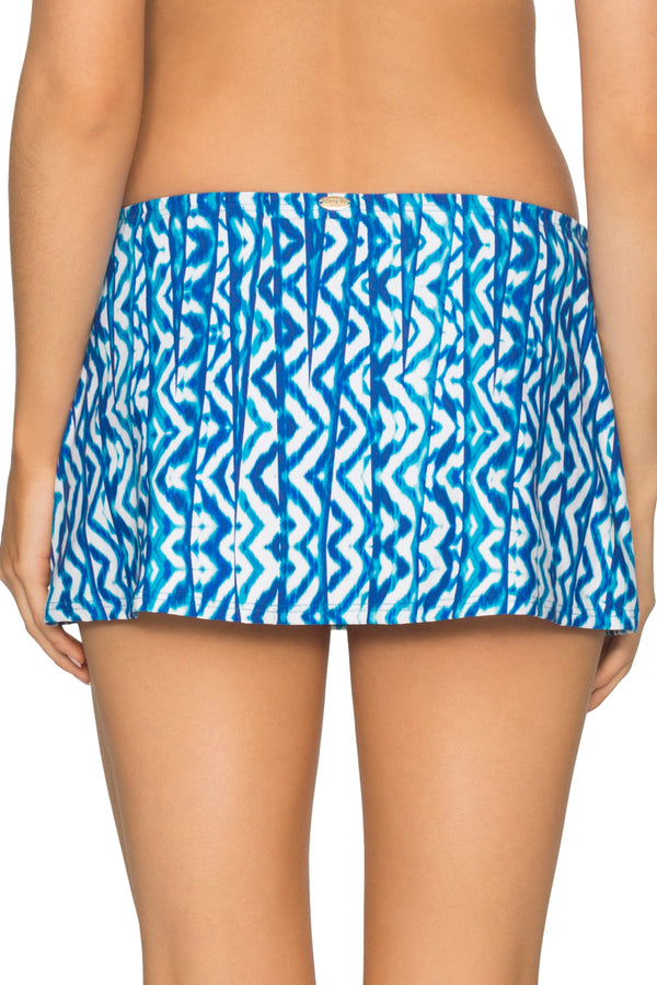 Sunsets Aquarius Kokomo Swim Skirt Bottom
