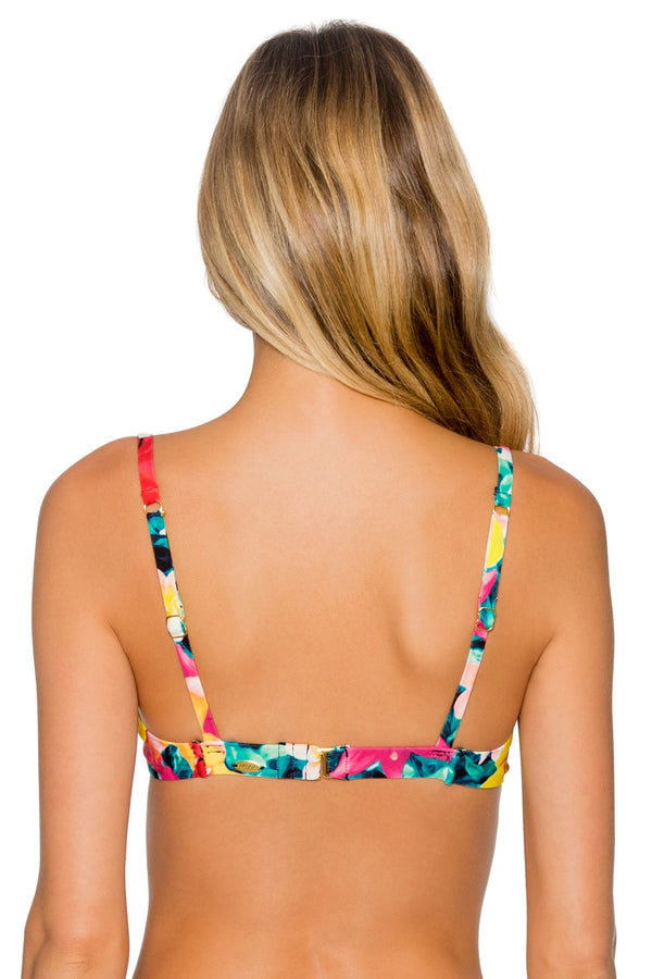 Sunsets Native Blooms Legend Continuous Underwire Top