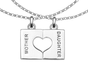 Mother Half Heart Bracelet