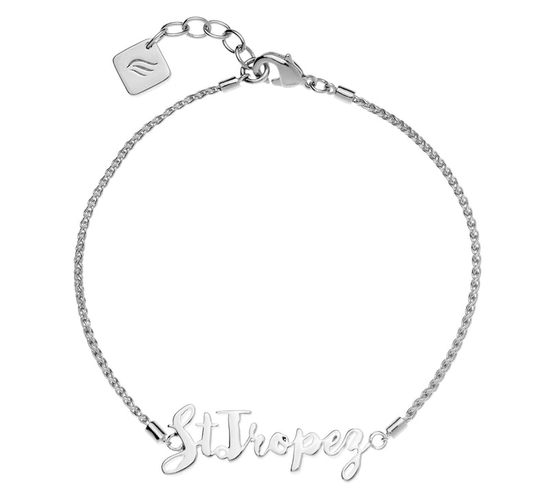 Jet Set Collection - .925 Sterling Silver St. Tropez