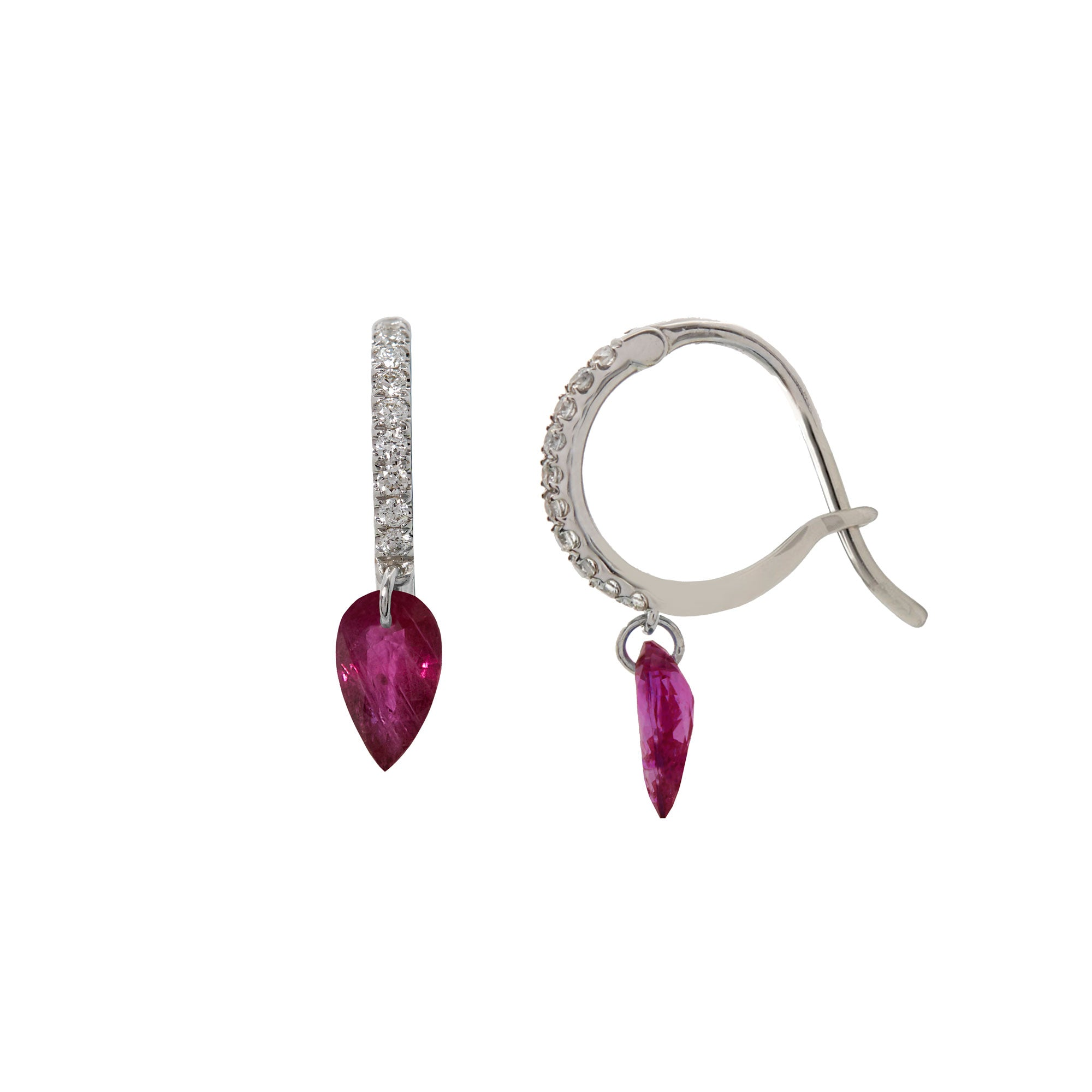 Set Free Rubies Earrings