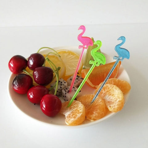 50Pcs Fruit Fork High Quality Item