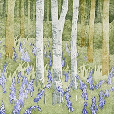 Japanese Woodblock with Laura Boswell - 2 day course - Sat 12th + Sun 13th Oct 2019