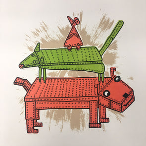 Screen Printing with Rob Luckins - 2 day course - Thurs 17th + Thurs 24th Oct 2019
