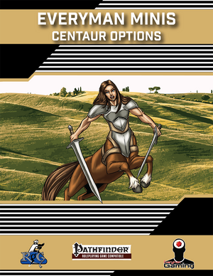 Everyman Minis: Centaur Options