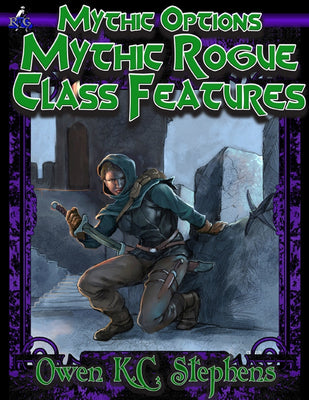 Mythic Options: Mythic Rogue Class Features