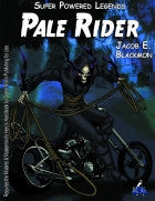 Super Powered Legends: Pale Rider