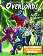 Super Powered Legends: Overlords Issue 4
