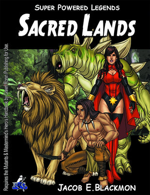 Super Powered Legends: Sacred Lands