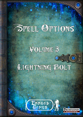 Spell Options 3 - Lightning Bolt