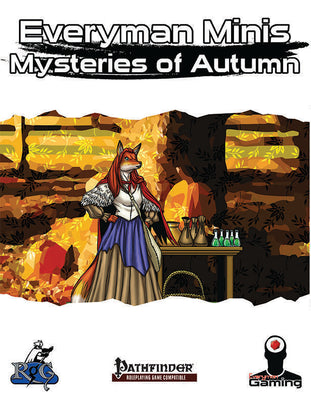 Everyman Minis: Mysteries of Autumn