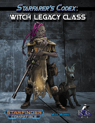 Starfarer's Codex: Witch Legacy Class