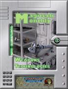 Magitech Monthly Issue 2 - Weapon Technologies!