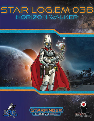Star Log.EM-038: Horizon Walker