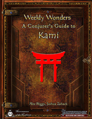 Weekly Wonders - A Conjurer's Guide to Kami