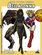 Super Powered Legends: Belladonna