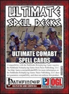 Ultimate Spell Decks: Ultimate Combat Spell Cards