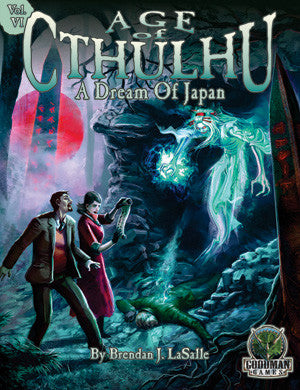 Age of Cthulhu 6: Dream of Japan
