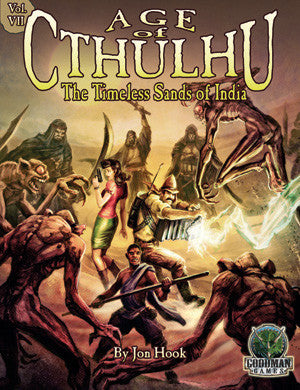 Age of Cthulhu 7: Timeless Sands of India